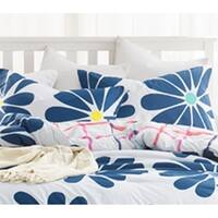 BYB Cobalt Bloom Sham