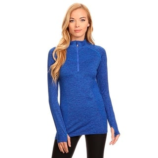 Seamless Active Living Pullover Top