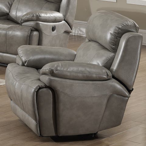 Estella Grey Power Reclining Chair