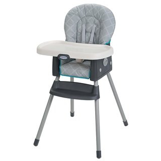 Graco SimpleSwitch Finch Portable Highchair and Booster Seat