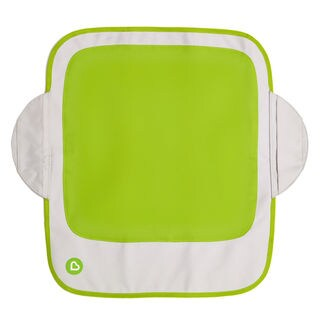 Munchkin Green Microfiber Booster Chair Cover (Option: Green)