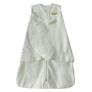 Halo SleepSack White Cotton Swaddle