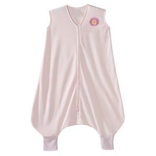 Halo Early Walker SleepSack Pink Lightweight Knit Extra Large Wearable Blanket
