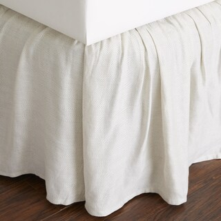 Savannah 18-inch Drop Bed Skirt