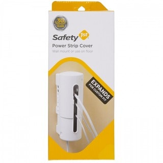 Safety 1st Power Strip White Plastic Cover