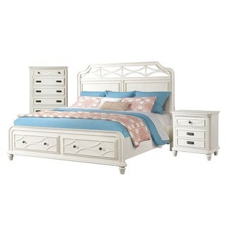Picket House Furnishings Mysteria Bay Full Storage 3PC Bedroom Set