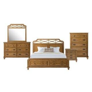Picket House Furnishings Mysteria Bay Full Storage 5PC Bedroom Set