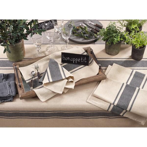 Banded Design Table Runner
