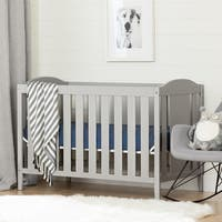 South Shore Angel Crib with Toddler rail