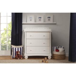 Clover 3-Drawer Changer Dresser