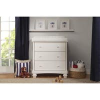 DaVinci Clover 3-Drawer Changer Dresser w/Removable Changing Tray