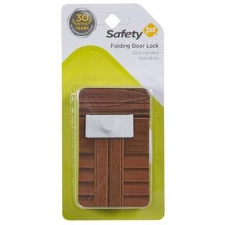 Safety 1st White Folding Door Lock