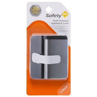 Safety 1st White Multi-purpose Appliance Lock (Set of 2)