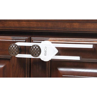 Kidco Sliding Cabinet and Drawer Lock (2-pack)