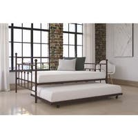 Avenue Greene Marina Full Daybed and Trundle Set, Bronze