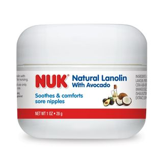 NUK Care Soothing Lanolin with Avocado Cream