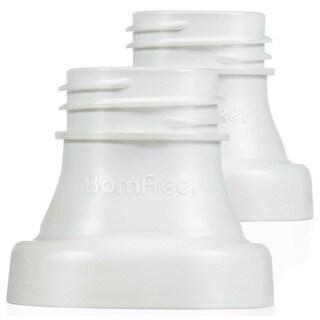Born Free Breeze Breast Pump Adapter (Set of 2)