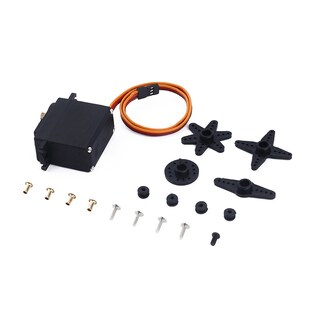 MG996R Torque Digital All-metal Gear Servo for Helicopter, Car, Boat Model