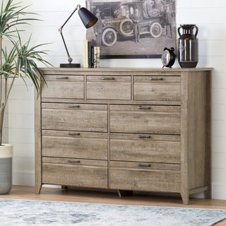 South Shore Lionel Sideboard, Weathered Oak