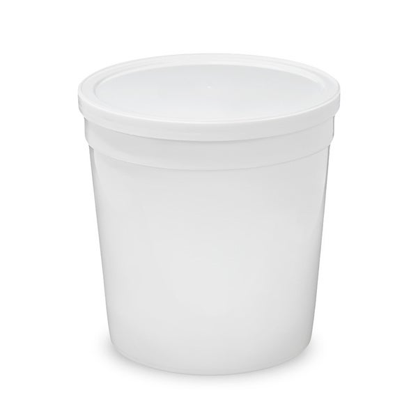 Shop ePackageSupply White Plastic 32-ounce Food-grade Tall