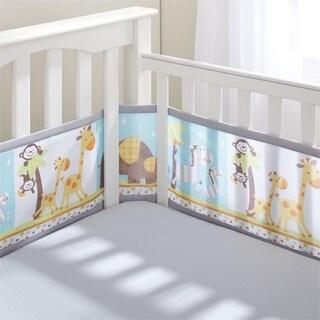 BreathableBaby Best Friend Breathable Mesh Printed Crib Liner