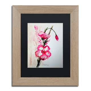 Wendra 'New Bloom' Matted Framed Art