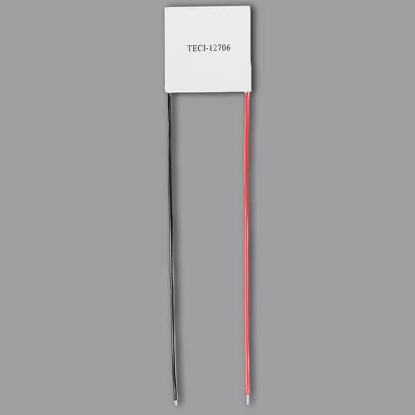Shop 12V 60W Heatsink Thermoelectric Cooler Peltier Cooling