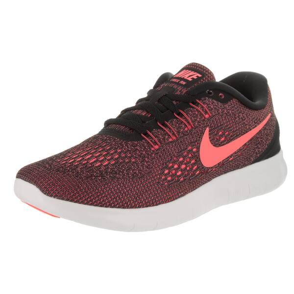 check out 37aa1 7ac2d Shop Nike Women's Free Run Pink Size 5.5 U.S. Running Shoes ...