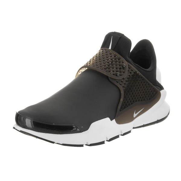 online retailer 74602 470b3 Nike Men  x27 s Sock Dart SE Black Running Shoe