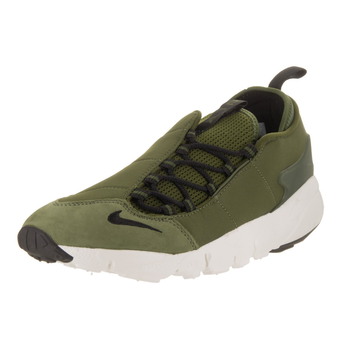 Nike Men's Air Footscape NM Training Shoes (9.5), Green