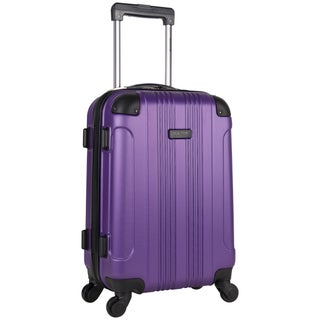 Kenneth Cole Reaction 20-inch Molded Hardside 4-wheel Spinner Upright Carry-on Luggage (More options available)