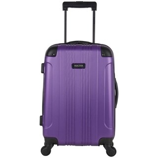 Kenneth Cole Reaction 'Out of Bounds' 20-inch Lightweight Hardside 4-wheel Spinner Carry-On Suitcase