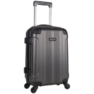 Kenneth Cole Reaction Out of Bounds 20-inch Molded Hardside 4-wheel Spinner Upright Carry-on Luggage (Option: Charcoal)