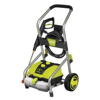 Sun Joe 2030-PSI 1.76-GPM 14.5-Amp Electric Pressure Washer w/ Pressure-Select Technology