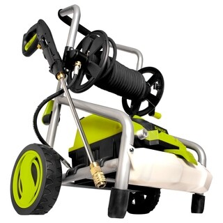 Sun Joe 2030-PSI 1.76-GPM 14.5-Amp Electric Pressure Washer w/ Pressure-Select Technology & Hose Reel