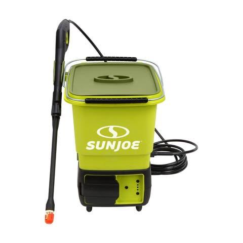 Sun Joe 40V 5.0 Ah 1160 PSI Cordless Pressure Washer