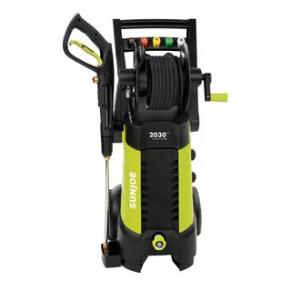 Sun Joe 2030-PSI 1.76-GPM 14.5-Amp Electric Pressure Washer w/ Hose Reel - Factory Refurbished