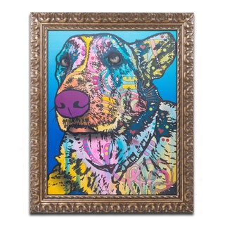 Dean Russo 'Walter 12' Ornate Framed Art