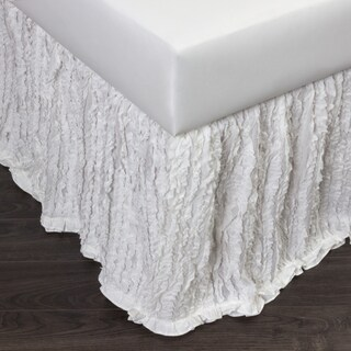 Lizzy Ruffled Bed Skirt