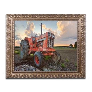 Jason Shaffer 'International' Ornate Framed Art