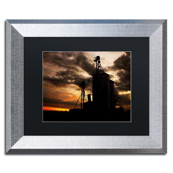 Jason Shaffer \'Gravel Mill\' Matted Framed Art - Free Shipping Today ...
