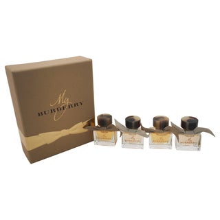 My Burberry Women's 4-piece Mini Gift Set
