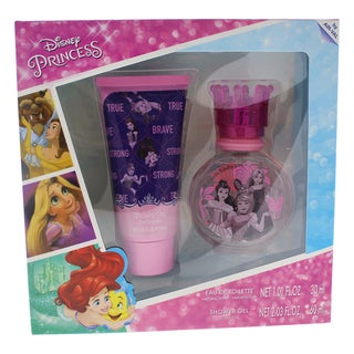 Disney Princess Kid's 2-piece Gift Set