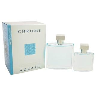 Loris Azzaro Chrome Men's 2-piece Gift Set