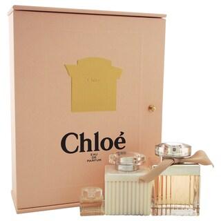 Chloe Parfums Chloe Women's 3-piece Gift Set