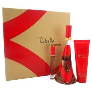 Rihanna Rebelle Women's 3-piece Gift Set