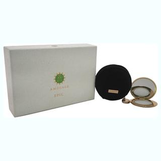 Amouage Epic Solid Perfume Compact Women's 5-piece Mini Gift Set
