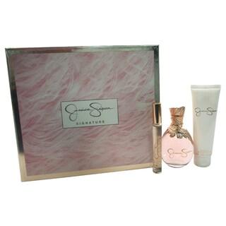 Jessica Simpson Signature Women's 4-piece Gift Set
