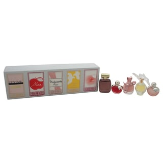 Nina Ricci Variety Women's 5-piece Mini Gift Set