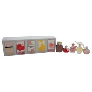 Nina Ricci Variety Women's 5-piece Mini Gift Set